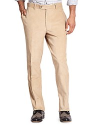 Jack Victor Collection Corduroy Trousers Tan