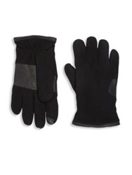 Ugg Smart Suede Gloves Black