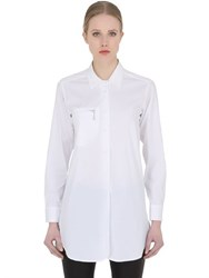 Alyx Optic Stretch Cotton Poplin Shirt