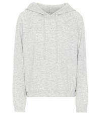 Jardin Des Orangers Wool And Cashmere Hoodie Grey