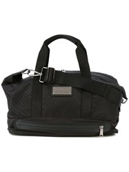 Adidas By Stella Mccartney Perforated Gym Bag Black