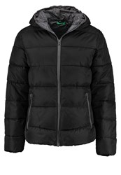 United Colors Of Benetton Light Jacket Black