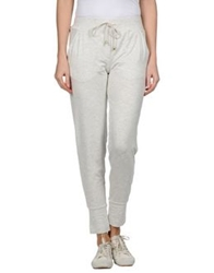 Have A Nice Day Casual Pants Light Grey