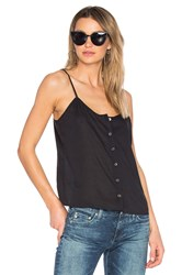 Ag Adriano Goldschmied Austen Clean Tank Black