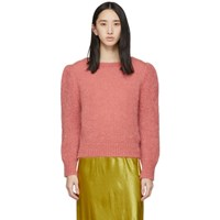 Alexachung Pink Meadow Sweater