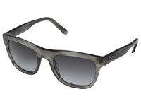 Salvatore Ferragamo Sf825sm Striped Grey Grey Gradient