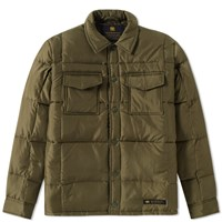 Neighborhood H.D. Overshirt Green