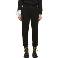 Vetements Black New Classic Lounge Pants