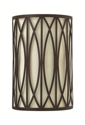 Hinkley Walden Wall Sconce Brown