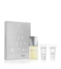 Issey Miyake L'eau D'issey Pour Homme Christmas Gift Set Edt 75Ml Unisex