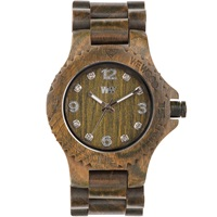 Wewood Deneb Watch Chocolate