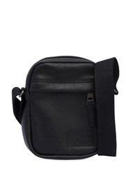Eastpak 2.5L The One Leather Crossbody Bag Black