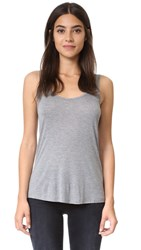 L'agence Perfect Tank Heather Grey
