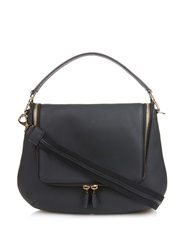Anya Hindmarch Maxi Zip Leather Shoulder Bag