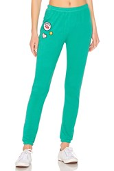 Wildfox Couture Knox Sweatpant Green