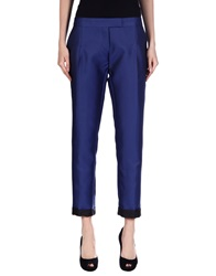 Antonio Berardi Casual Pants Blue