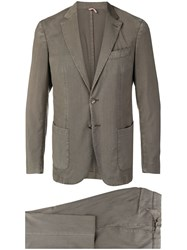 Dell'oglio Two Piece Suit Green