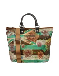 George Gina And Lucy Handbags Green