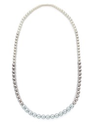 Jacques Vert Graduated Pearl Necklace Multi Coloured Multi Coloured