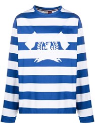 Tommy Hilfiger Striped Long Sleeved T Shirt 60
