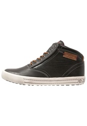 S.Oliver Hightop Trainers Black