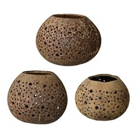 Day Birger Et Mikkelsen Coconut Votives Assorted Set Of 3