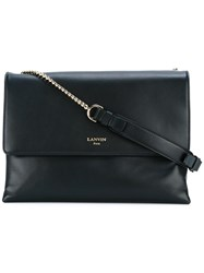 Lanvin Sugar Shoulder Bag Blue