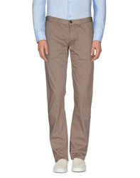 Bikkembergs Trousers Casual Trousers Men Khaki