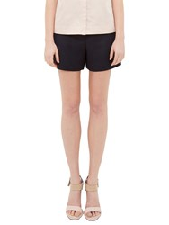 Ted Baker Colour By Numbers Tilli Plain Shorts Navy