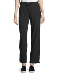 Marc New York Marc Ny Performance Wide Leg Drawstring Pants Black