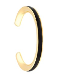 Maiyet 'Signature' Skinny Inlay Bangle Metallic
