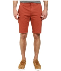 Joe's Jeans Brixton Trouser Shorts Crimson Men's Shorts Red