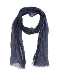Dolce And Gabbana Oblong Scarves Deep Purple