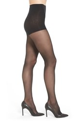 Women's Dkny Light Opaque Control Top Tights Black
