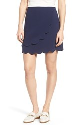 Draper James Scallop Skirt