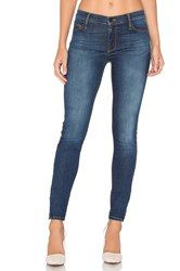 Black Orchid Amber Zip Skinny Indigo Heights
