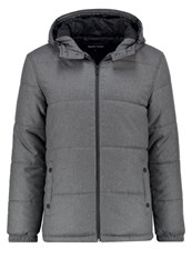 Your Turn Winter Jacket Mottled Grey