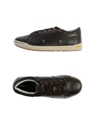 Hi Tec Low Tops And Trainers Dark Brown