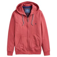 Joules Alnwick Hoodie Earth Red