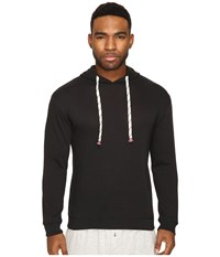 Original Penguin Lounge Hoodie True Black Men's Pajama