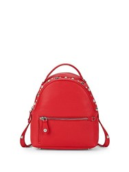 Sam Edelman Jess Faux Pearl Mini Backpack Scarlett