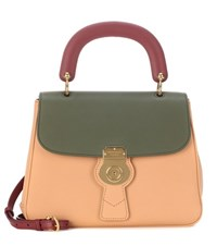 Burberry The Trench Leather Handbag Multicoloured