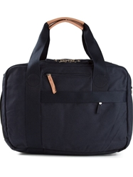 Qwstion 'Office' Laptop Bag Backpack Blue
