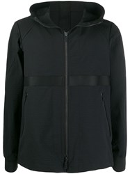 Devoa Composite Shrink Stretch Jacket Black