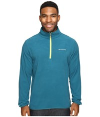 Columbia Ridge Repeat Half Zip Fleece Deep Water Men's Sweatshirt Blue