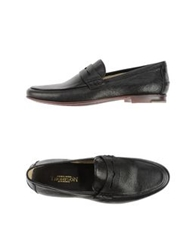 Thompson Moccasins Black