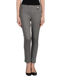Beatrice. B Casual Pants Grey