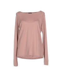 Fred Perry Sweaters Pastel Pink