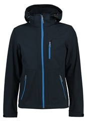 Killtec Torger Soft Shell Jacket Midnight Dark Blue