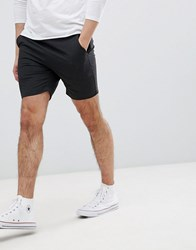 Only And Sons Tailored Shorts Medium Grey Melange